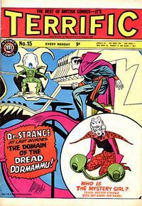 Cover Thumbnail for Terrific! (IPC, 1967 series) #15