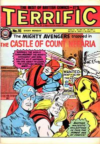 Cover Thumbnail for Terrific! (IPC, 1967 series) #16