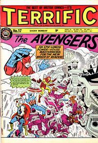 Cover Thumbnail for Terrific! (IPC, 1967 series) #17