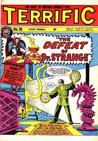 Cover Thumbnail for Terrific! (IPC, 1967 series) #18