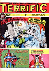 Cover Thumbnail for Terrific! (IPC, 1967 series) #19