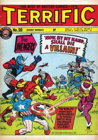 Cover Thumbnail for Terrific! (IPC, 1967 series) #20