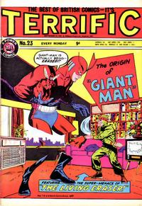 Cover for Terrific! (IPC, 1967 series) #23