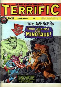 Cover Thumbnail for Terrific! (IPC, 1967 series) #24