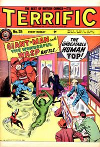 Cover Thumbnail for Terrific! (IPC, 1967 series) #25