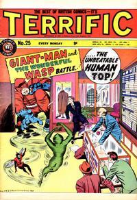 Cover Thumbnail for Terrific! (IPC, 1967 series) #25