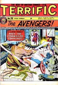 Cover Thumbnail for Terrific! (IPC, 1967 series) #26