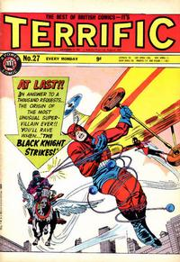 Cover Thumbnail for Terrific! (IPC, 1967 series) #27