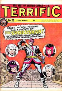 Cover Thumbnail for Terrific! (IPC, 1967 series) #28