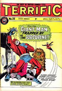 Cover Thumbnail for Terrific! (IPC, 1967 series) #29