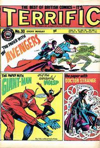 Cover Thumbnail for Terrific! (IPC, 1967 series) #30