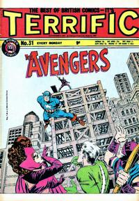 Cover Thumbnail for Terrific! (IPC, 1967 series) #31