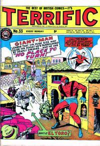 Cover Thumbnail for Terrific! (IPC, 1967 series) #33