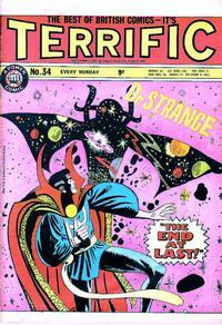 Cover Thumbnail for Terrific! (IPC, 1967 series) #34