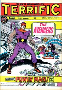 Cover Thumbnail for Terrific! (IPC, 1967 series) #35