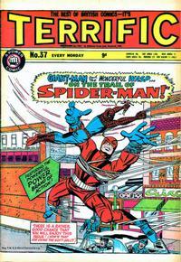 Cover Thumbnail for Terrific! (IPC, 1967 series) #37