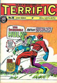 Cover Thumbnail for Terrific! (IPC, 1967 series) #38