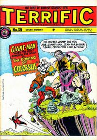 Cover Thumbnail for Terrific! (IPC, 1967 series) #39