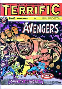Cover Thumbnail for Terrific! (IPC, 1967 series) #40