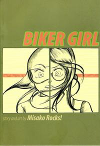 Cover Thumbnail for Biker Girl (Hyperion, 2006 series)