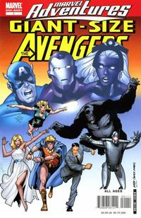 Cover Thumbnail for Giant-Size Marvel Adventures The Avengers (Marvel, 2007 series) #1