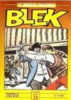 Cover for Il Mitico Trapper Blek [Collana Art Collection] (Edizioni IF, 2000 series) #38