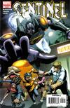 Cover for Sentinel (Marvel, 2006 series) #5