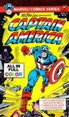 Cover for Stan Lee Presents Captain America (Pocket Books, 1979 series) #82581-X