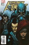 Cover for New Avengers (Marvel, 2005 series) #33