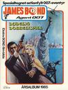Cover for James Bond Årsalbum (Semic, 1984 series) #1985