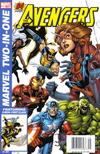 Cover Thumbnail for Marvel Two-In-One (2007 series) #1 [Newsstand Edition]