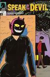 Cover for Speak of the Devil (Dark Horse, 2007 series) #2