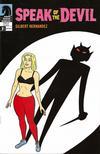 Cover for Speak of the Devil (Dark Horse, 2007 series) #3