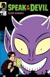 Cover for Speak of the Devil (Dark Horse, 2007 series) #4