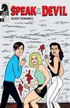 Cover for Speak of the Devil (Dark Horse, 2007 series) #5