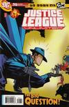 Cover for Justice League Unlimited (DC, 2004 series) #36