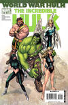 Cover for Incredible Hulk (Marvel, 2000 series) #109