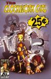 Cover for Clockwork Girl (Arcana, 2007 series) #0
