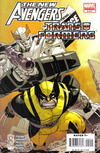 Cover for New Avengers/Transformers (Marvel, 2007 series) #2