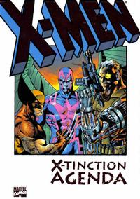 Cover Thumbnail for X-Tinction Agenda [X-Men] (Marvel, 1992 series)