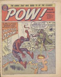 Cover Thumbnail for Pow! (IPC, 1967 series) #10