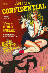 Cover Thumbnail for Animal Confidential (Dark Horse, 1992 series) #1