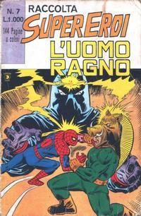 Cover Thumbnail for Raccolta Super-Eroi (Editoriale Corno, 1972 series) #Serie VI #7