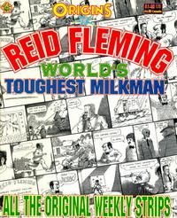 Cover Thumbnail for Origins of Reid Fleming, World's Toughest Milkman (Deep-Sea Comics, 1998 series)