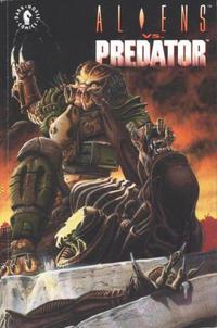 Cover Thumbnail for Aliens vs. Predator (Dark Horse, 1991 series)