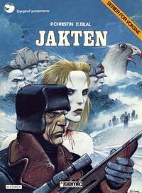 Cover Thumbnail for Jakten (Semic, 1985 series)