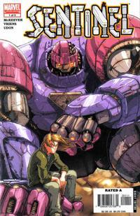 Cover Thumbnail for Sentinel (Marvel, 2006 series) #1