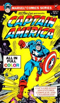 Cover Thumbnail for Stan Lee Presents Captain America (Pocket Books, 1979 series) #82581-X
