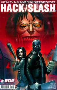 Cover Thumbnail for Hack/Slash: The Series (Devil's Due Publishing, 2007 series) #2 [Tim Seeley Cover]