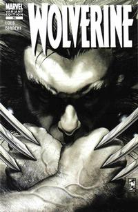 Cover Thumbnail for Wolverine (Marvel, 2003 series) #55 [b&w]